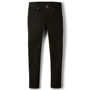 🎀The Childrens Place🎀Black Super Skinny Jeans